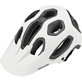 Cannondale Intent Hjelm, white/black